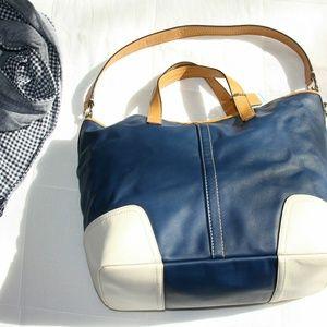 COACH Hadley Leather bag